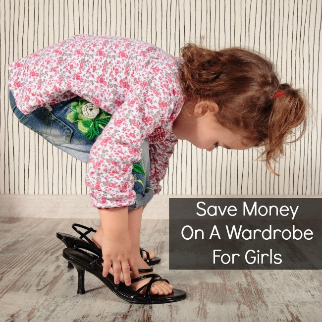How to Save on Your Daughter's Clothes