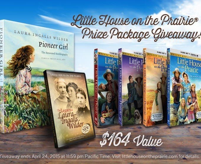 Little House On The Prairie® Giveaway!!!