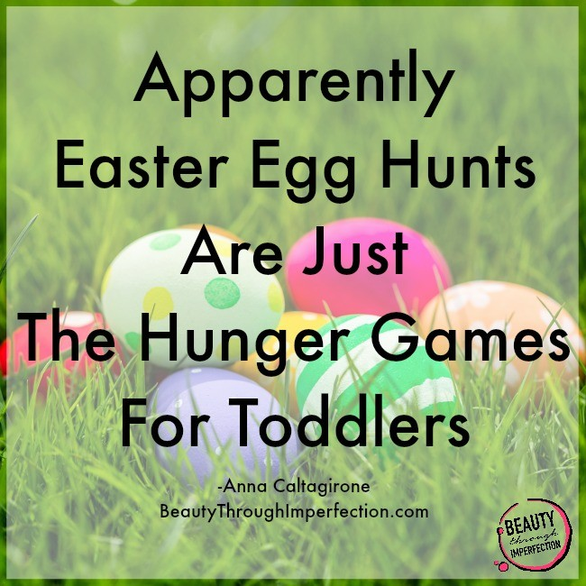 The Truth About Easter Egg Hunts