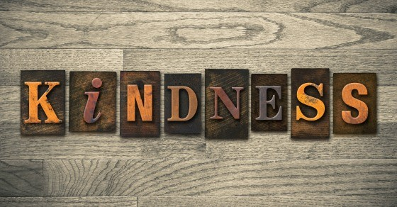 Lessons In Kindness {For Kids!}