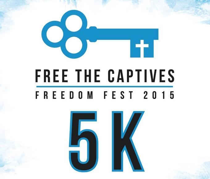 Free The Captives – 5K