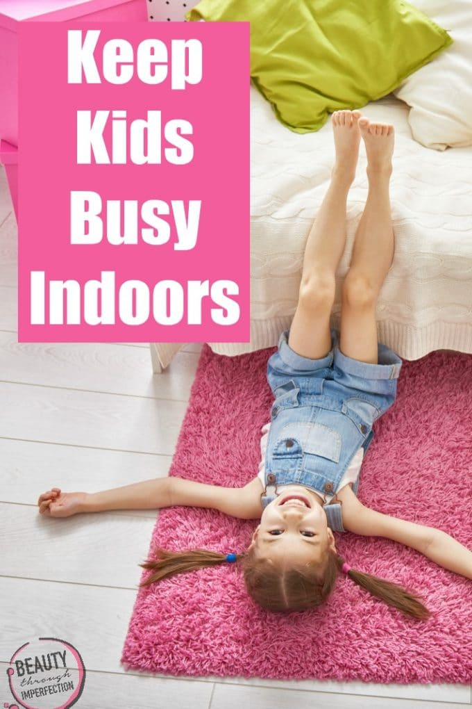 The Absolute BEST (indoor) Fun Ideas for Kids