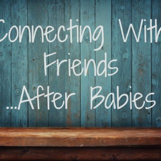 connecting with friends
