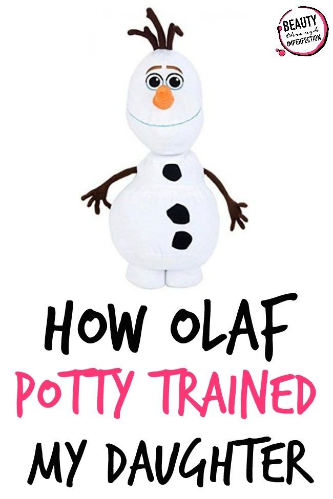 olaf potty training
