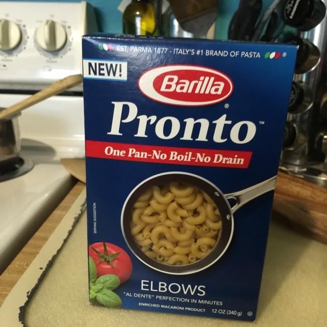 pronto noodles