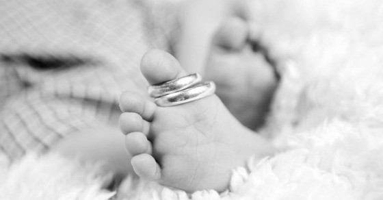 does marriage change after a new baby is born