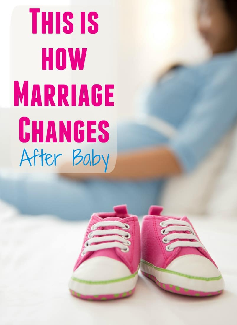 New moms - this is how your marriage will change after the baby is born