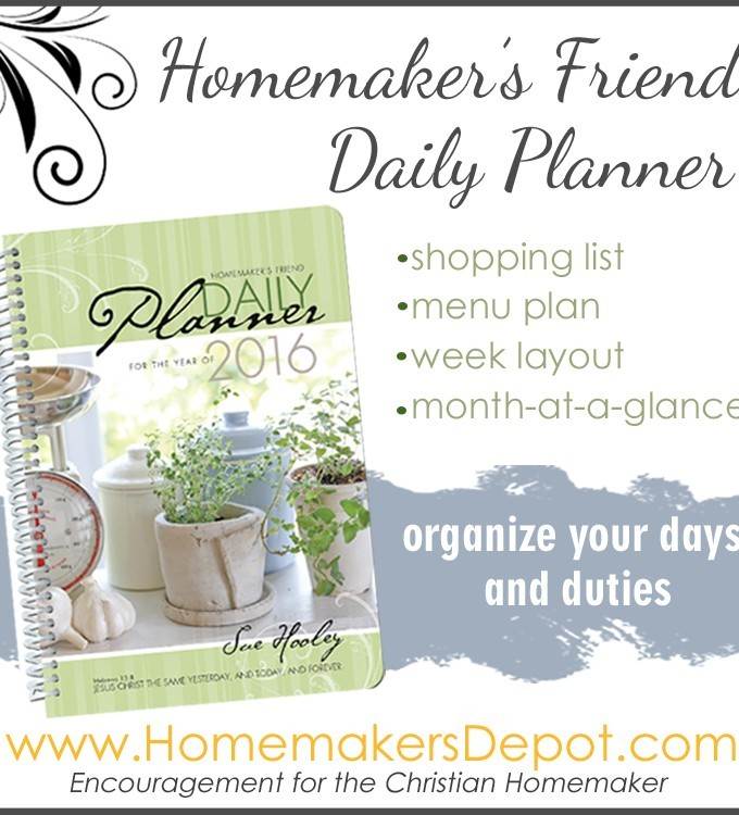 Homemaker's Friend Giveaway