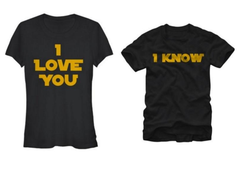 i love you i know