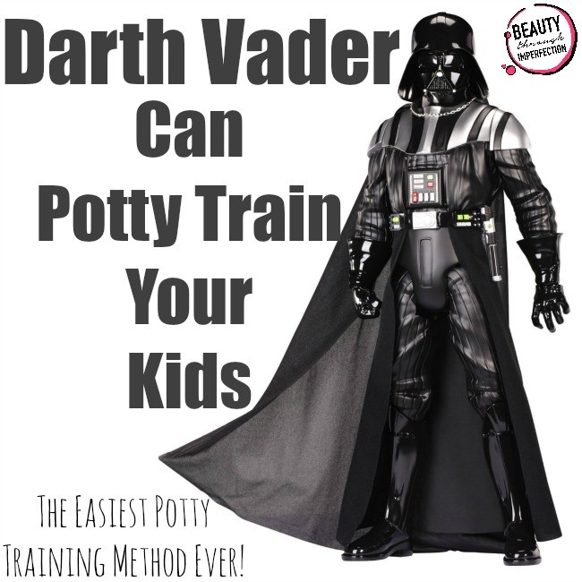 the darth vader potty training method