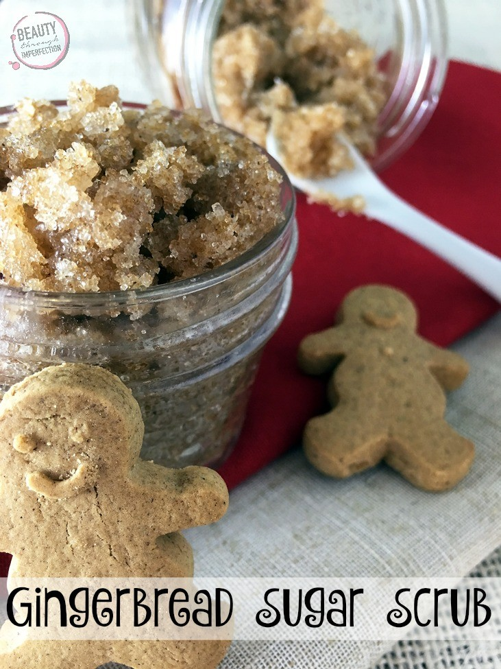 Gingerbread Sugar Scrub recipe