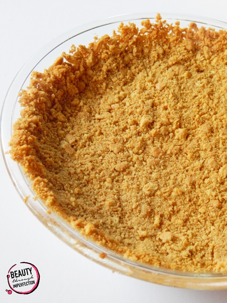 crumb pie crust