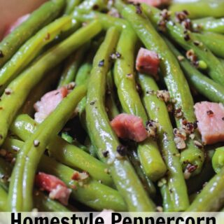 Homestyle Green Beans