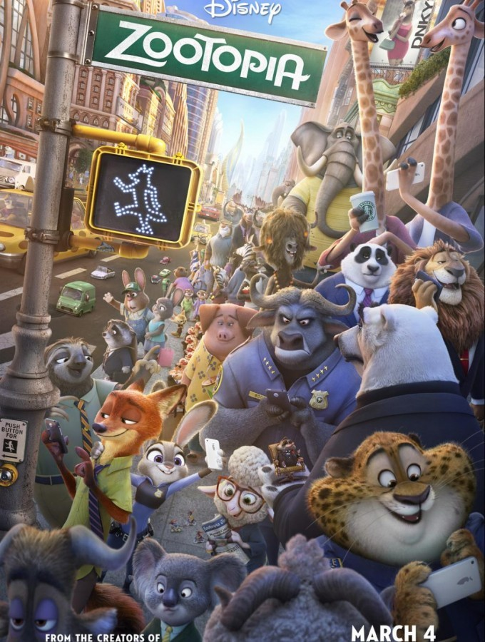 Zootopia Movie Event {Experience it at Dolby Cinema at AMC Prime}