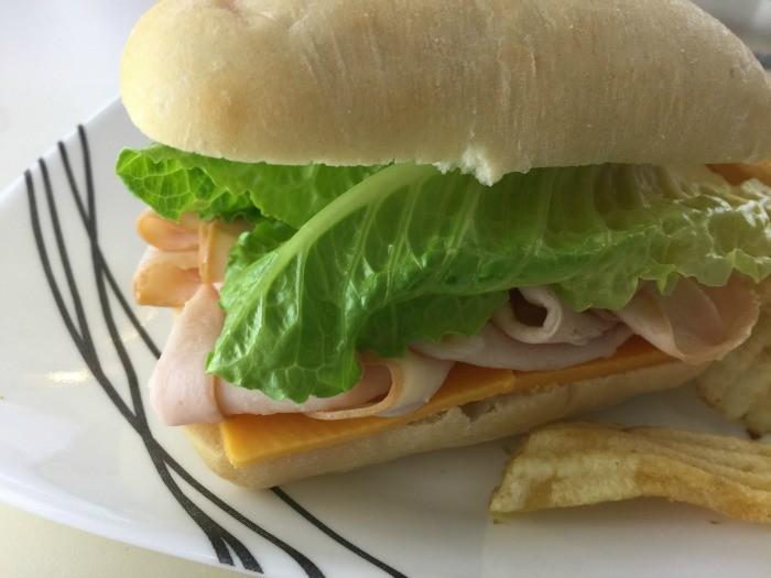 average sandwich