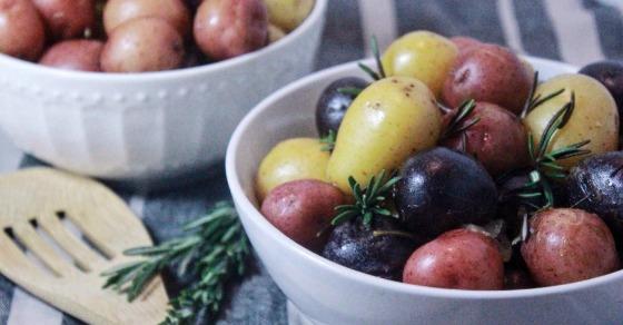 rosemary new potatoes