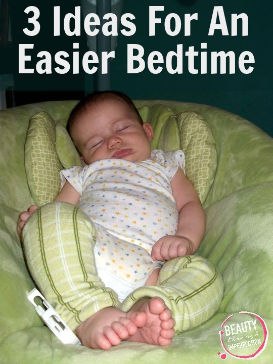 3 Step Bedtime Routine