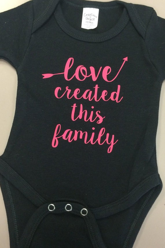 love created family