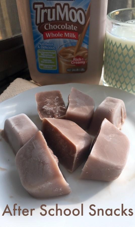 trumoo milk after school snacks