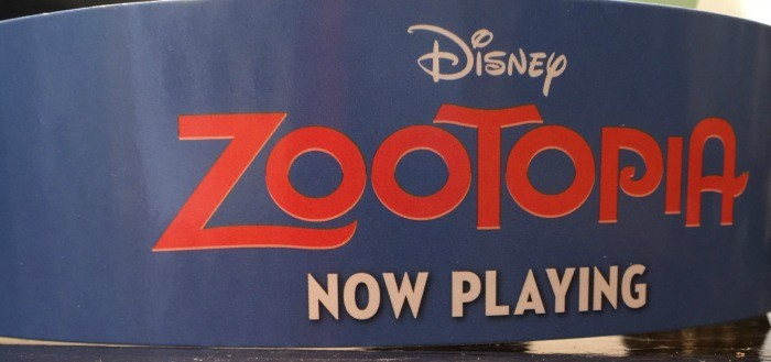 zootopia now playing