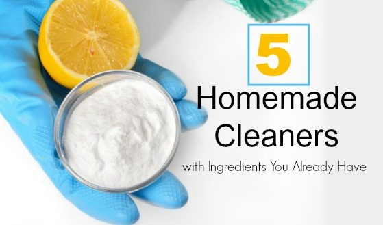5-homemade-cleaners