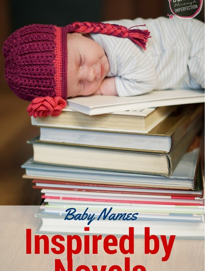Baby Names From Novels