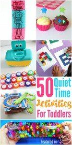 quiet time activities