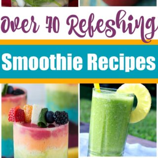 70+ Smoothies You Need In Your Life This Summer