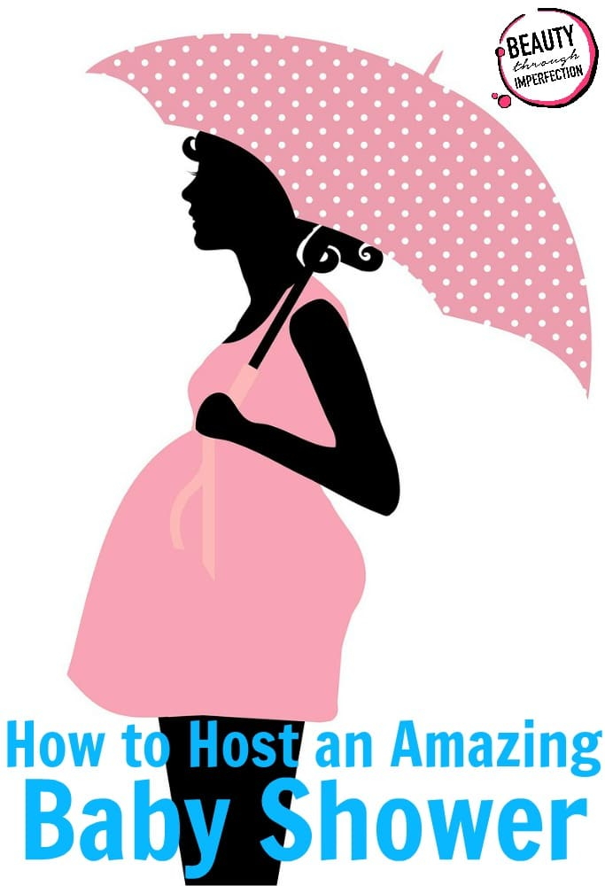 Host An Amazing Baby Shower