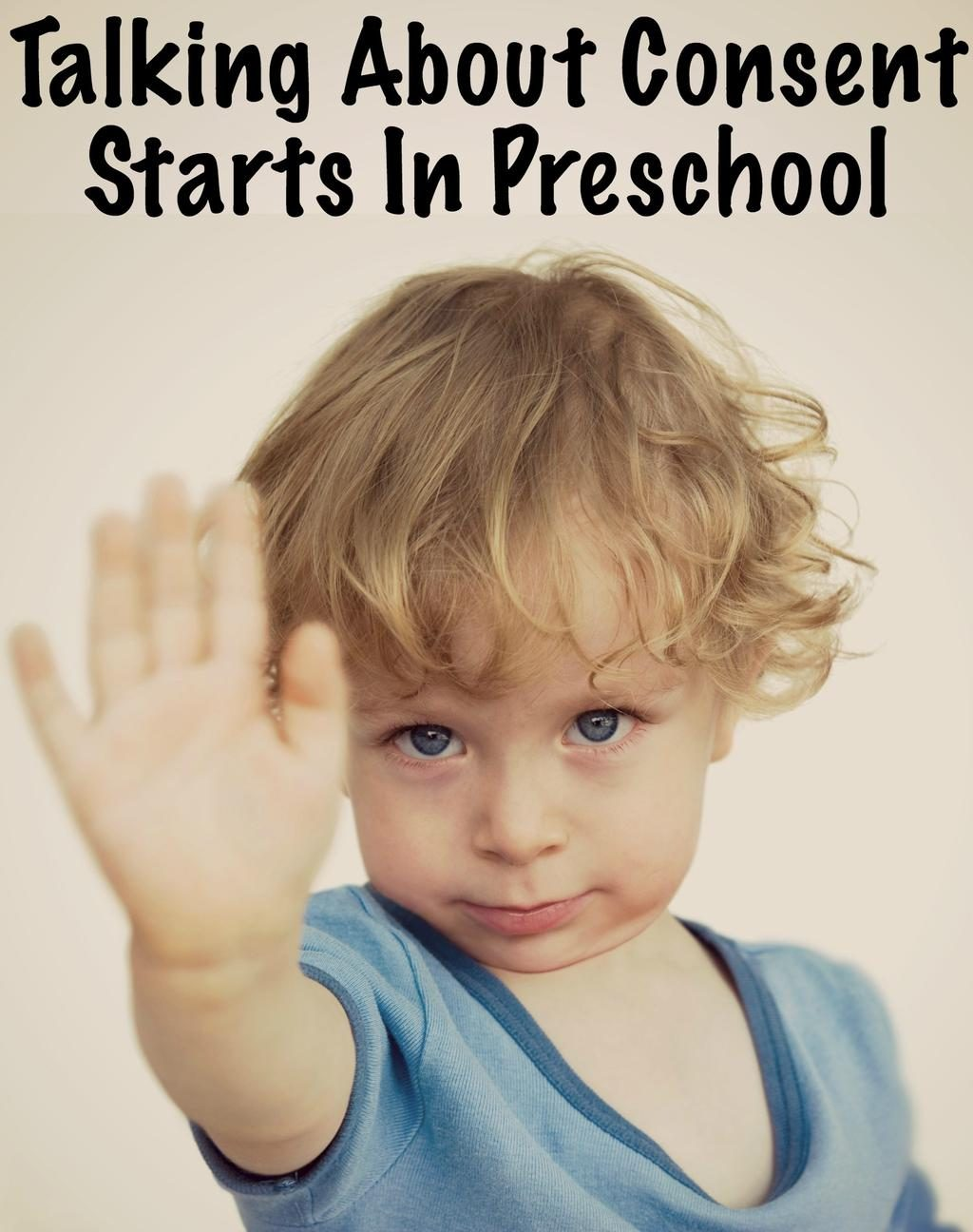 talking about consent starts in preschool