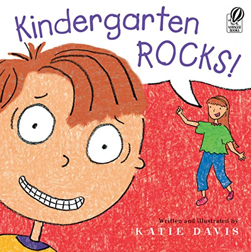 Favorite Story Books To Get Ready For Kindergarten Beauty Through