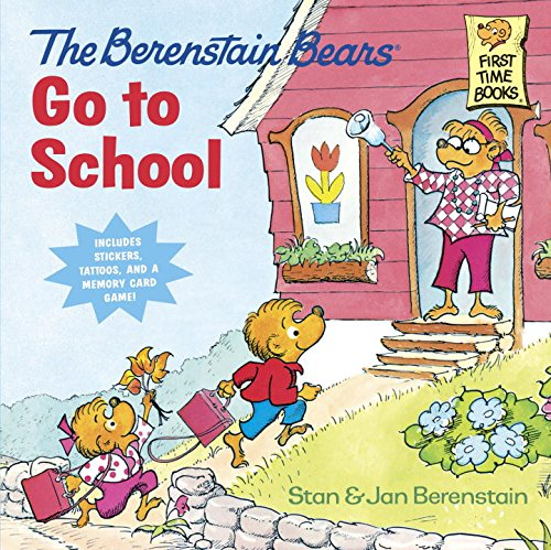 berenstein bears go to school