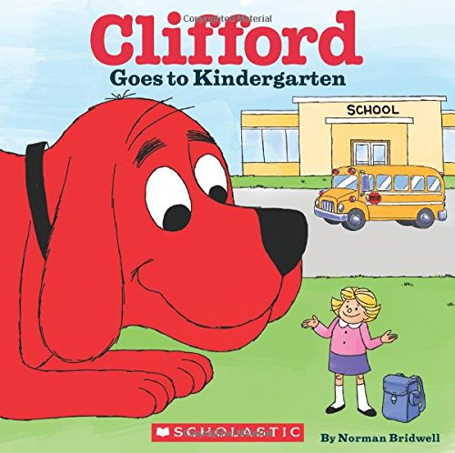 kindergarten clifford books