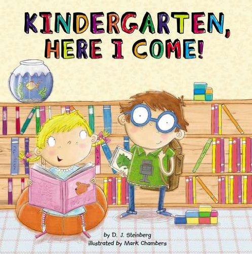 kingergarten here i come