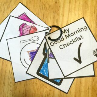 #ad Back to School Morning Routine