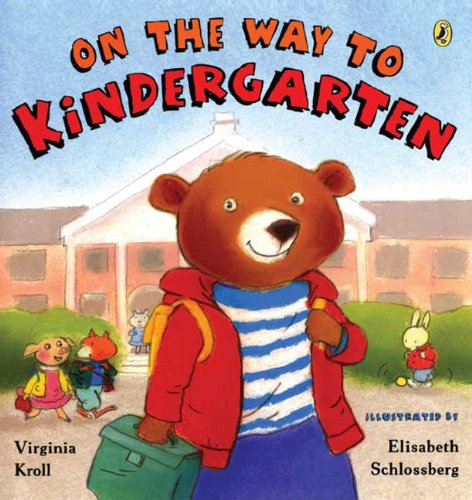 on the way to kindergarten