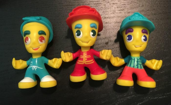 playdoh characters