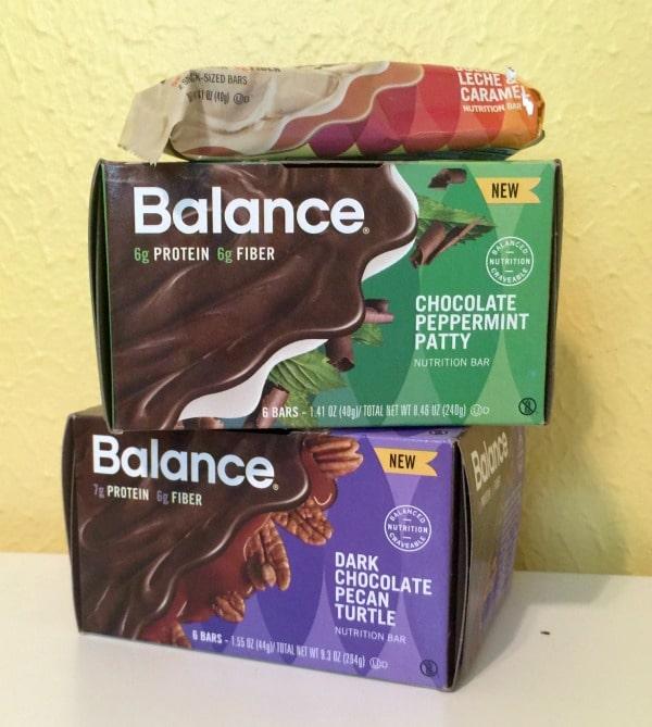 balance bar variety