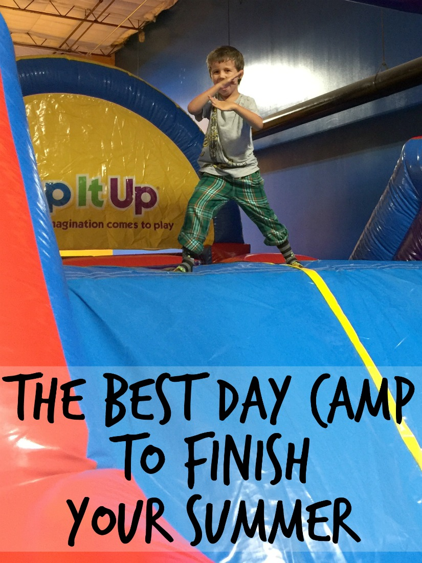 best day camp to finish your summer