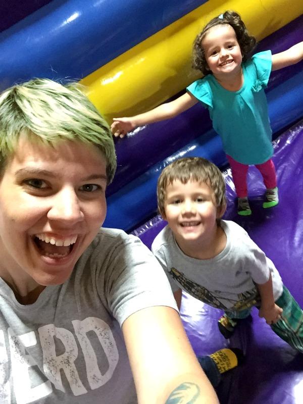 fun with the kids