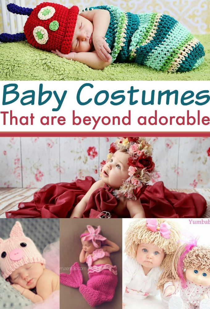 Cutest baby costumes. Ever.