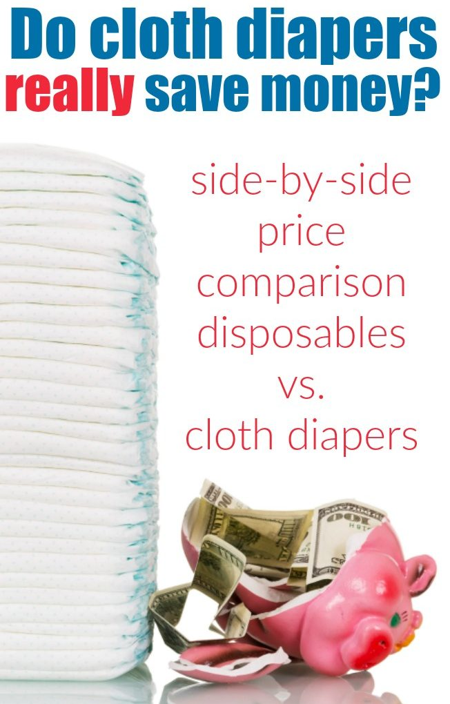 Does cloth diapering really save you money?