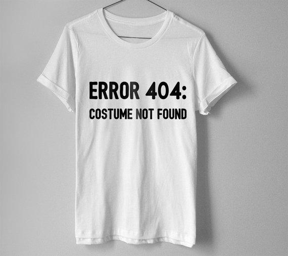 error-costume