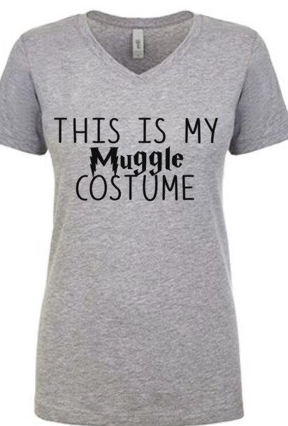 muggle-costume