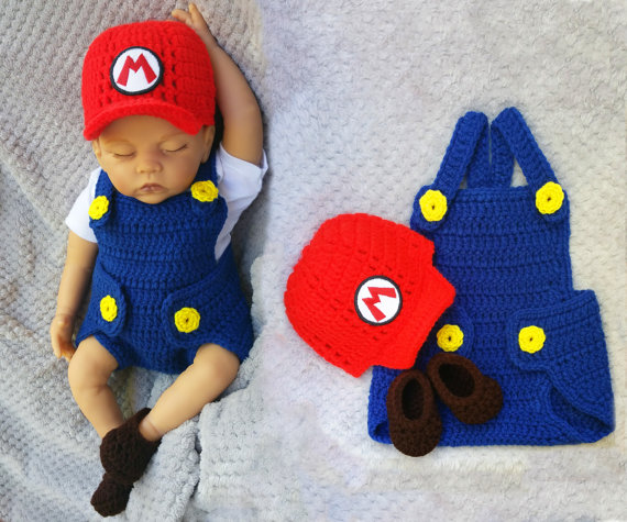 super-mario-costume  sc 1 st  Beauty through imperfection & Cutest baby costumes. Ever. - Beauty through imperfection