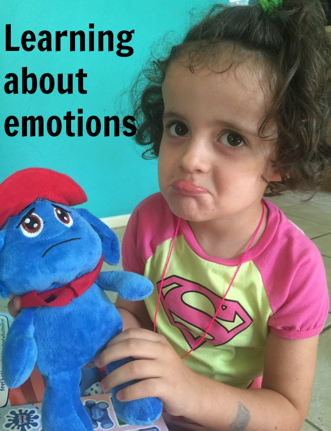 How to help your child work through BIG emotions