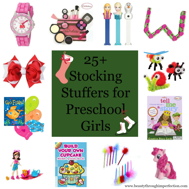 Stocking Stuffers For Preschoolers Beauty Through
