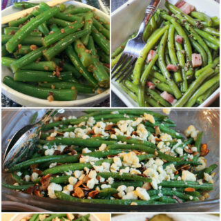 Green Bean Recipes that actually taste good