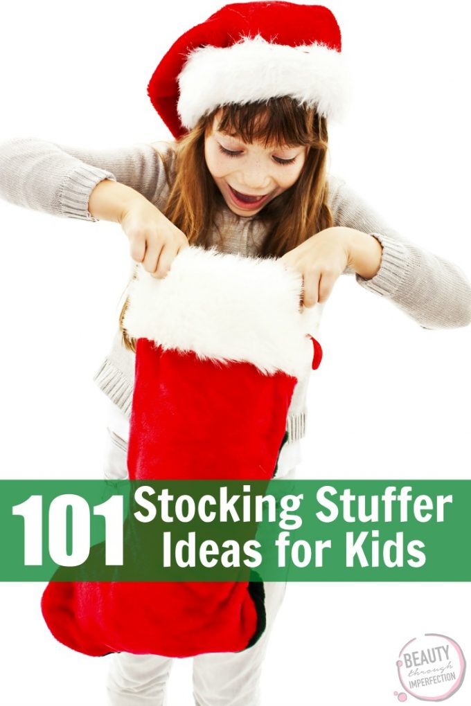 Stocking Stuffers for Preschoolers