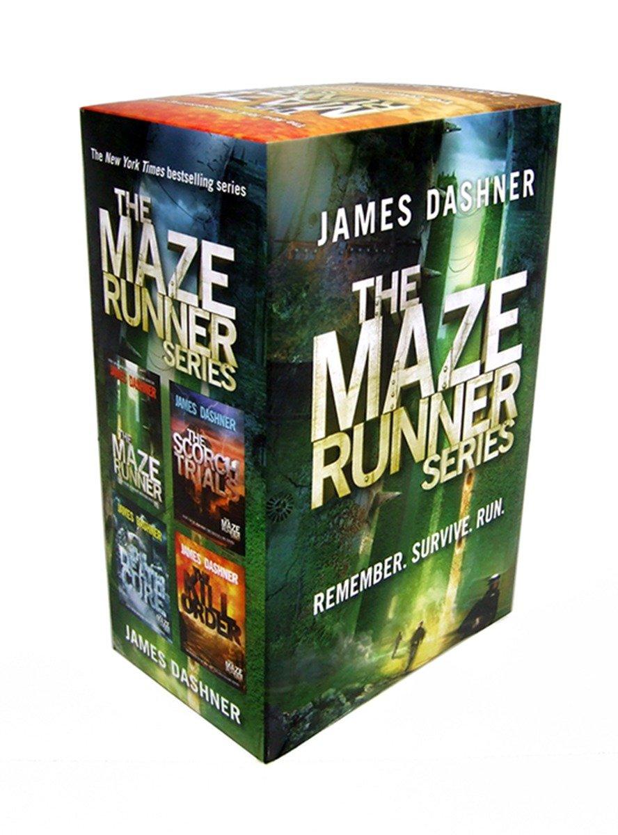 maze-runner-series